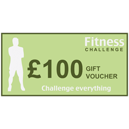 Personal trainer gift voucher for £100