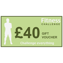 Personal trainer gift voucher for £40