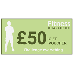 Personal trainer gift voucher for £50