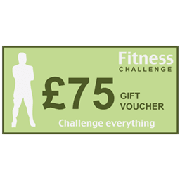 Personal trainer gift voucher for £75