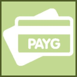 Pay As You Go Plan - Fitness and Health on the go