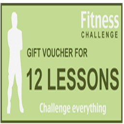 Personal training voucher - an ideal gift for a wedding or birthday