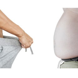 Body Transformation of man